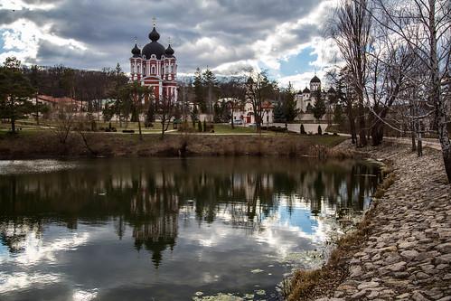 Mănăstirea Curchi