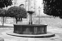Plaza de la Catedral. Plasencia (Txemaruiz) Tags: zorki plaza cceres plasencia fomapan blencoynegro 35mmindustar
