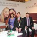 Showtel Christine Martin & Dan Linehan, Kaymed and Stephen McNally, IHF President