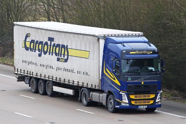 Volvo FH 4 NEA AK116 - CargoTrans