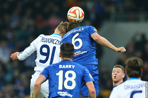 Dynamo Kyiv - Everton by Aleksandr Osipov, on Flickr