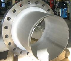 SPOOLS CON BRIDA (Innovando Soluciones) Tags: spools de niples tuberia tanques empalme fabricacion bridas reducciones limg