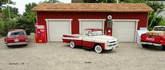 1957 Dodge D100 Sweptside (JCarnutz) Tags: 1957 dodge d100 diecast 124scale danburymint sweptside