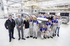 Команда стажеров Volkswagen готовит особый VW Golf GTI