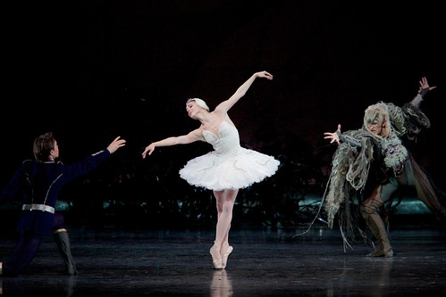 Swan Lake, starring Natalia Osipova and Matthew Golding, to be released on DVD