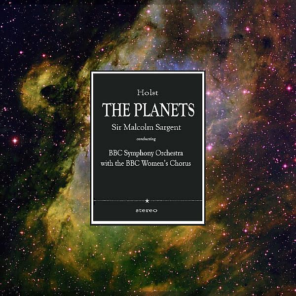 Gustav Holst The Planets -stereo Remaster- The Bbc Symphony Orchestra Harrison James Music