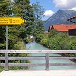 Mittenwald - Seitenarm der Isar (2) thumbnail