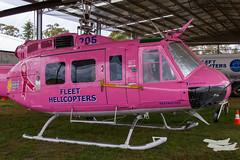 VH-ONZ Huey ARM Fleet Helicopters-2478 (A u s s i e P o m m) Tags: arm yarm armidale