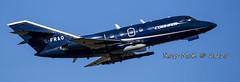Falcon G-FRAO (Rossco156433) Tags: training scotland exercise military falcon prestwick ayrshire dassault royalnavy prestwickairport southayrshire dassaultfalcon20 gfrao jointwarrior cobhamfalcon prestwickinternational