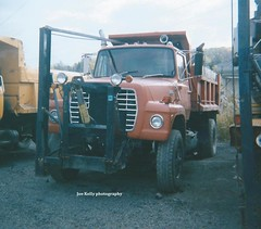 Town of Camillus, NY 1983 Ford L-9000 dump-plow (JMK40) Tags: snow ny ford truck town dump government louisville plow cummins municipal 9000 frink highwaydepartment camillus pt240