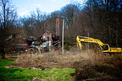 Brandreth Pill Factory Demolished (ohlucky) Tags: abandoned historic haunted upstatenewyork derelict destroyed demolished hudsonrivervalley ossining nationalhistoriclandmark westchestercountyny