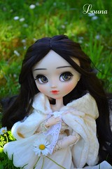 Blanche-neige (~Louna~) Tags: girl makeup full fairy wig faery pullip poison custom fc custo poisongirl iria contes obitsu fullcusto