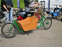 Metrofiets! (raffizack) Tags: bicycle oregon portland nederland velo fiets cargobike fahrad hpv humanpower lastenrad nijmege cultuurspinnerijdevasim metrofiets internationalcargobikefestival