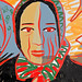 Syrian women and war (detail)