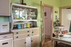 Seddon (Westographer) Tags: kitchen suburbia australia melbourne oldschool canisters kitchencabinet westernsuburbs seddon