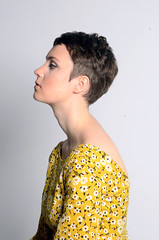 60s (Ebony Dawn) Tags: fashion hair photography 60s cut pixie short 1960s twiggy mua pixiecut