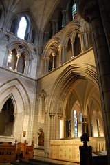 St. Patrick's Cathedral (mademoisellelapiquante) Tags: stpatrickscathedral cathedral irishhistory architecture