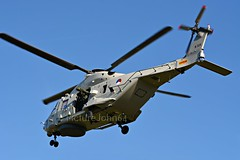 """May 5 Liberty Flight"" Dutch Navy NHIndustries NH90 NFH (N324) at Almere The Netherlands (PictureJohn64) Tags: dutch flying concert chopper nikon military transport navy helicopter tamron heli flevoland bevrijdingsdag militair nh90 nfh d7100 nhindustries picturejohn64 n324"