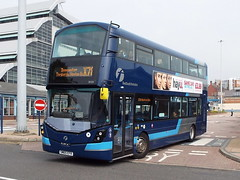 SM65EFK (47604) Tags: bus sheffield first route service doncaster southyorkshire 35123 x78 sm65efk