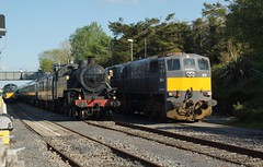 DSC07223 (Alexander Morley) Tags: ireland no 4 patrick railway class number railtour westport ncc society derby preservation wt lms croagh rpsi 264t