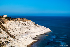 Scala Dei Turchi (Stair of the Turks) (ThomasBartelds) Tags: scala sicily dei turchi