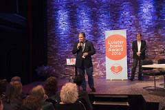 Luisterboek Award 2016 (Stichting CPNB) Tags: de tv vincent lucky het week van dis adriaan sander kunststof bijlo luisterboek pavert luckytv