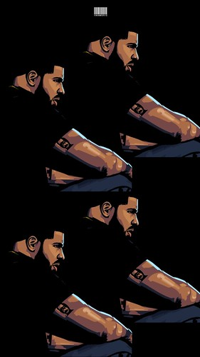 Drake 4 Iphone Wallpaper A Photo On Flickriver