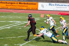 GFL-2016-Panther-9929.jpg (sgh-fotos) Tags: football nfl bowl german panthers sack dsseldorf touchdown defence invaders hildesheim dline fumble gfl amarican quaterback oline interception ofence