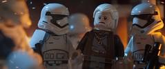 LOR SAN TEKKA (fullnilson) Tags: photography star starwars san order force lego wing first x stormtrooper xwing wars lor legostarwars resistance tekka 2016 awakens jakku 75149 legography fullnilson