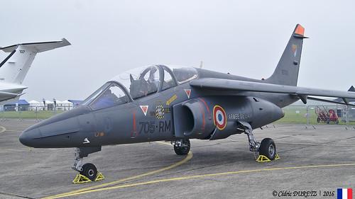 Dassault-Breguet/Dornier Alpha Jet E / Armée de l'Air / 705-RM