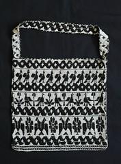 Embroidered Mexican Bag Purse (Teyacapan) Tags: mexican bags purses bolsas bordados edomex almoloyadelriotextiles