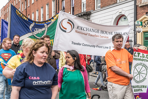 PRIDE PARADE AND FESTIVAL DUBLIN 2016 [EXCHANGE HOUSE IRELAND]-118207
