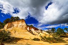 Les ocres de Rustrel: le Sahara Provenal-005 (bonacherajf) Tags: lubron rustrel ocres provence luberon