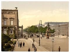 Berlin (13) (DenjaChe) Tags: berlin 1900 postcards 1900s postkarten ansichtskarten