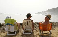jole_Lucio_Scala_dei_Turchi_5078 (Manohar_Auroville) Tags: girls sea italy white beach beauty seaside rocks perspectives special scala sicily luigi dei agrigento fedele turchi scaladeiturchi manohar