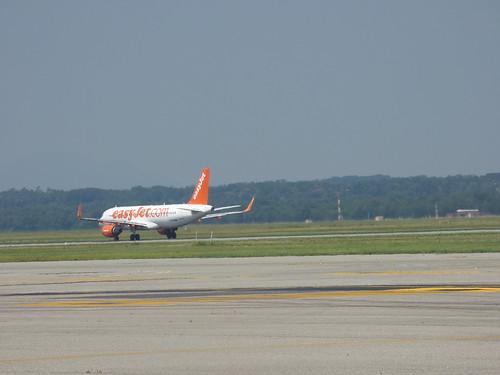 Milan-Malpensa Airport - Easy Jet