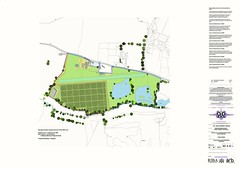 SRC site proposal for biomass plantation and storage.
