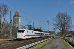 P1890385 (Lumixfan68) Tags: ice eisenbahn trains db bahn 401 highspeed deutsche zge intercityexpress baureihe hochgeschwindigkeitszge