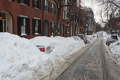 Beacon Hill (t!ge) Tags: winter usa snow boston america unitedstates massachusetts unitedstatesofamerica northamerica february beaconhill
