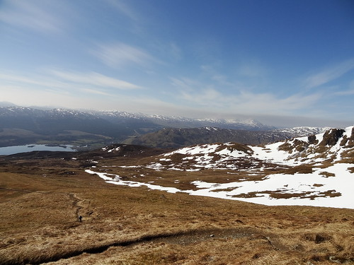 Looking towards Ben More