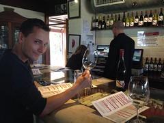 Dégustation de vin au vignoble d'Arenberg