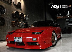 Nissan 200sx ADV5 Track Function (ADV1WHEELS) Tags: street track wheels deep rims luxury spec forged concave stance oem 3piece 1piece adv1 forgedwheels deepconcave advone advancedone