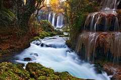 Abundance (Baki Karacay) Tags: park longexposure autumn light lake fall nature water pool forest turkey river landscape flow landscapes waterfall stream natural turkiye antalya national le waterfalls cascade turkish waterscape waterscapes