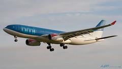 G-WWBM A330-243 BMI British Midland (kw2p) Tags: canon aircraft airbus manchesterairport egcc bmibritishmidland a330243 canoneos400ddigital gwwbm cn398 kennywilliamson egccman kw2p