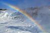 Over the rainbow, Niagara Falls (John Prior 55 - slowly catching up!) Tags: winter snow tourism ice niagarafalls frost waterfalls rainbows americanfalls potofgold niagarariver wondersoftheworld snowandicebridges