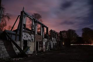 Abandoned Jam Factory
