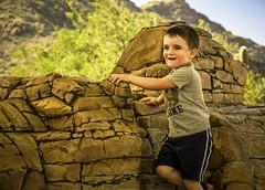 Innocent Childhood (M$ingh.) Tags: arizona portrait usa phoenix smile childhood kid nikon play expression candid playful d7100