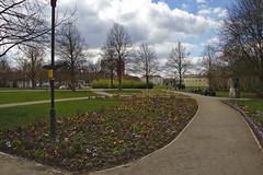 Schottischer Garten
