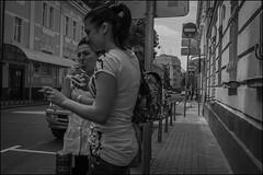 2_DSC9082 (dmitry_ryzhkov) Tags: woman women lady ladies young art city europe geotagged citizen live people photo photography photos portrait street streetlife urban shot scene dmitry ryzhkov candid closeup candidportrait streetportrait unposed stranger image streetphotography citylife candidphotography candidphoto streetphoto candidphotos streetphotos life moment moments moscow russia public face eyes alpha sony a7 ilce7 black blackandwhite bw monochrome white bnw blacknwhite blackwhite smoke smoker smokers smokebreak nosmoking smoking look looks light lights sunlight shadow shadows