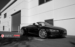 Audi - R8  - VFS1 - Silver Polished 1001_ (VossenWheels) Tags: audi r8 audiwheels r8wheels vfs1 silverpolished audir8wheels audiaftermarketwheels audir8aftermarketwheels